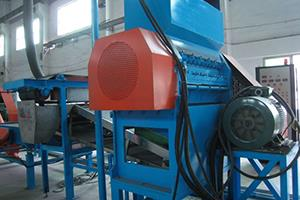 Tire recycling equipment makes - wast...
