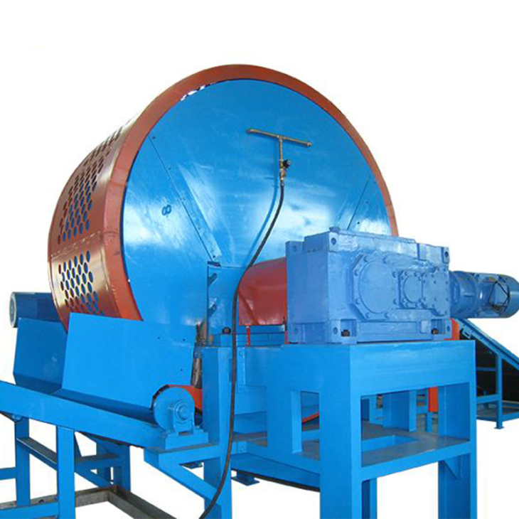 Double shaft crusher